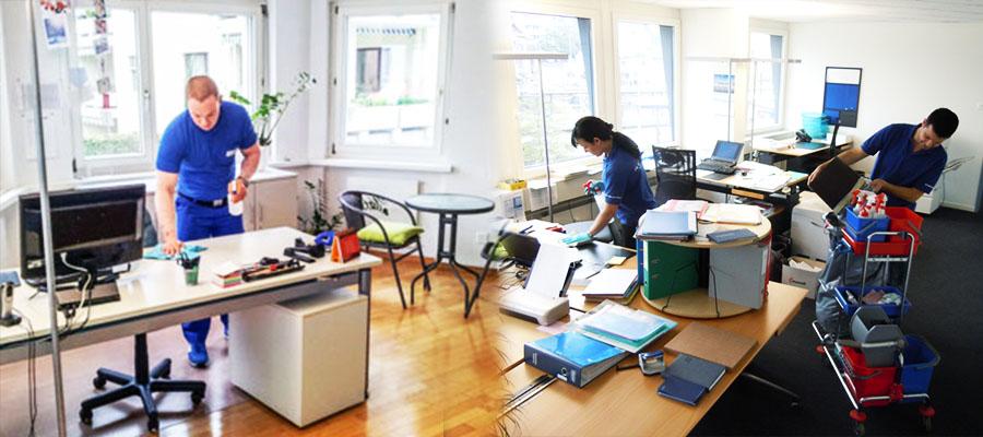 Büroreinigungen